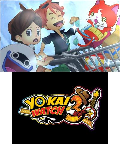 Nintendo Download | Yo-kai Watch 3