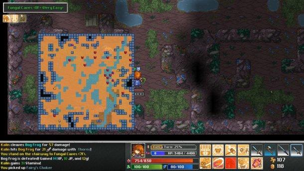 Tangledeep   Dungeon Map