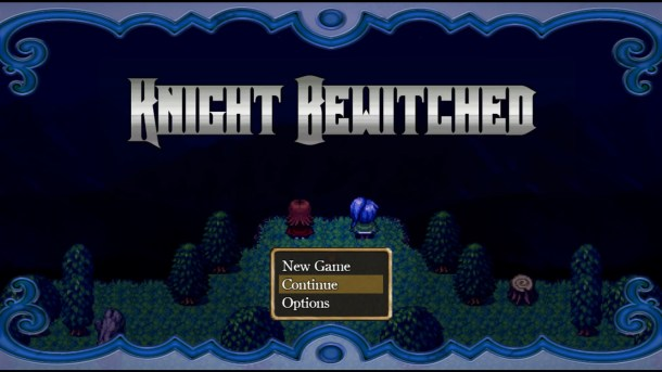 Knight Bewitched | boxart