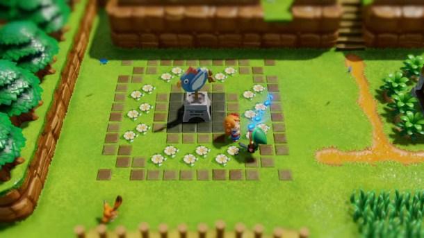 Link's Awakening Remake | Marin