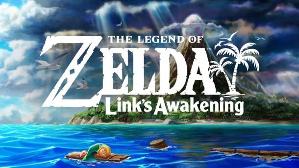 Link's Awakening Remake | Title