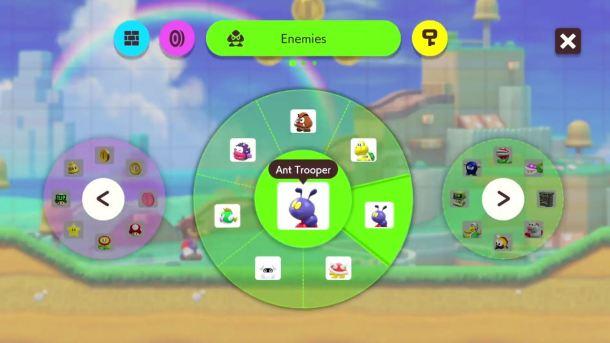 Super Mario Maker 2   Create