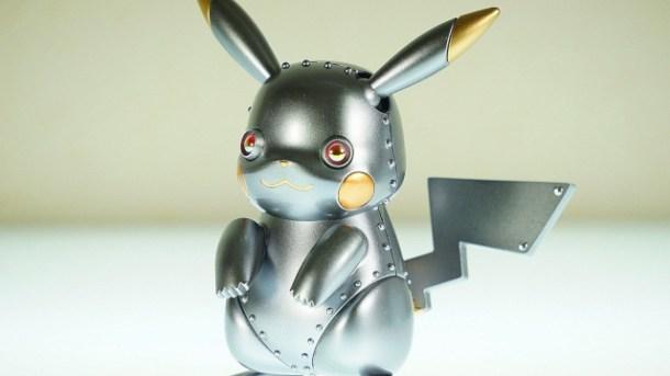 oprainfall | Mecha Pikachu