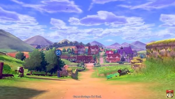 Pokémon Sword/Shield | Featured