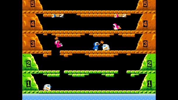 Nintendo Download | Ice Climber