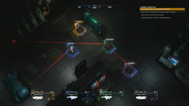 Trident's Wake | In-game sector