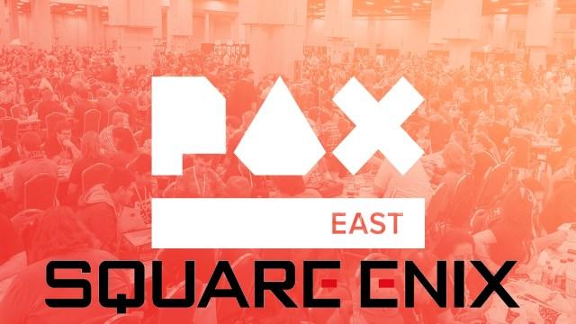 Square Enix Pax East