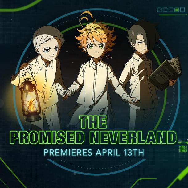 Promised Neverland | CloverWorks