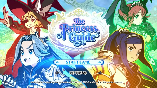 The Princess Guide | Logo
