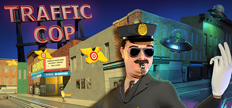 Traffic Cop VR   Logo
