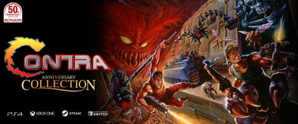 Konami Anniversary Collection | Contra Anniversary Collection