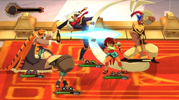 Indivisible | Fortress Fight