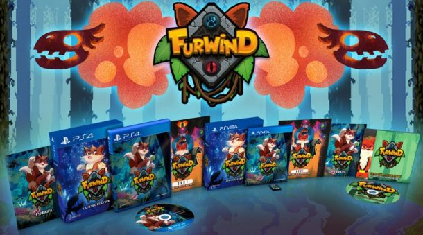 Furwind   Physical Edition