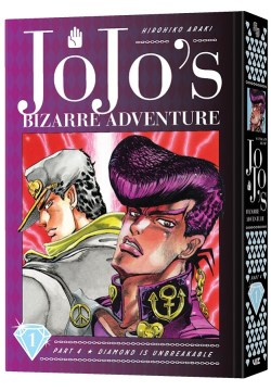 JoJo's Bizarre Adventure - Part 4 - Diamond is Unbreakable Viz Media