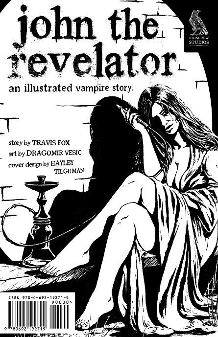 Covens | John the Revelator Comic