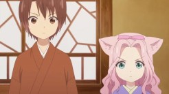 Konohana Kitan | Ren and Natsune