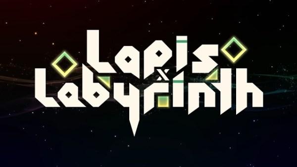 Lapis x Labyrinth   Logo