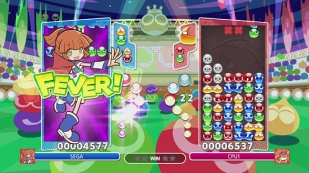 Puyo Puyo Champions Screen