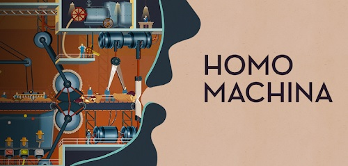 Homo Machina | representative Art