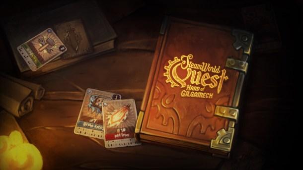 SteamWorld Quest | End