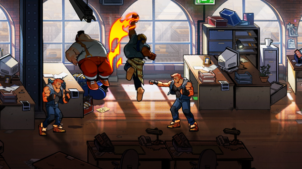 Streets of Rage 4 | Gameplay 2