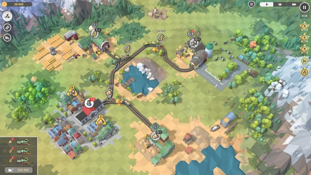 Train Valley 2 | Early Level