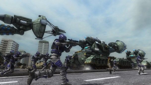 Earth Defense Force 5 | Gameplay