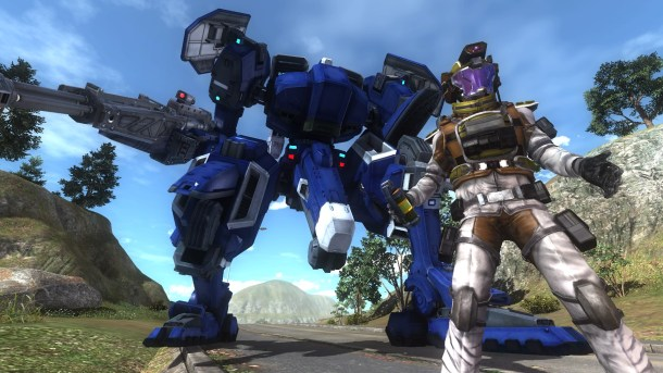 Earth Defense Force 5 | Air Raider