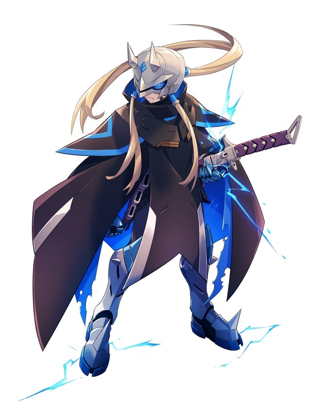 Luminous Avenger iX | Blade