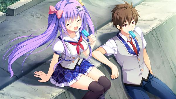 Sankaku Renai: Love Triangle Trouble | Hangin' out