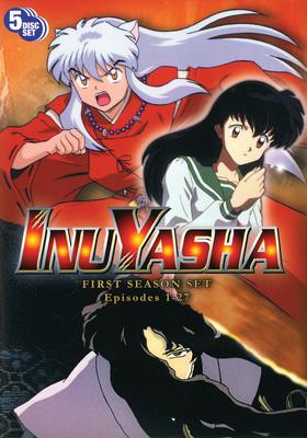 oprainfall | InuYasha Blu-ray Box Art