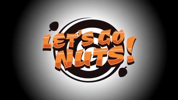 Let's Go Nuts | Logo