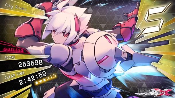 Luminous Avenger iX | Score System
