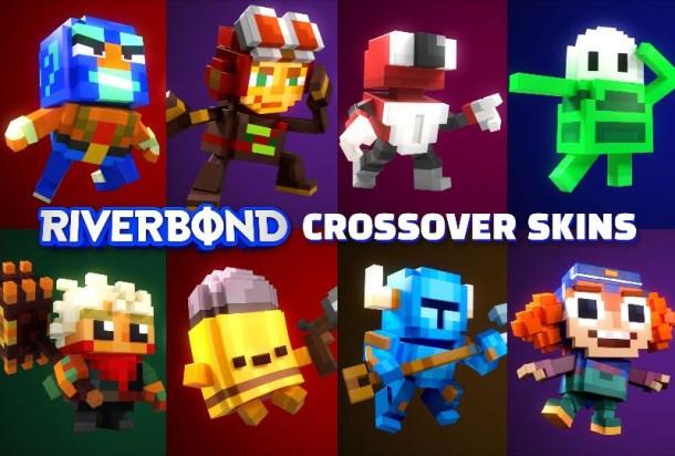 Riverbond | Crossover Skins