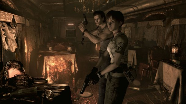 Nintendo Download | Resident Evil 0