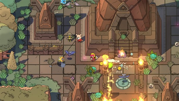 Nintendo Download | The Swords of Ditto: Mormo's Curse