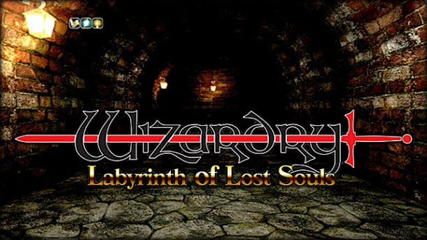 oprainfall | Wizardry: Labyrinth of Lost Souls