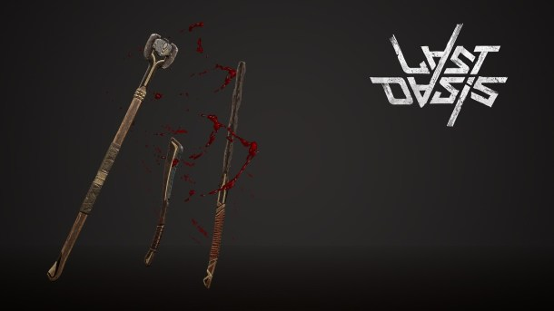 Last Oasis | Melee Weapons