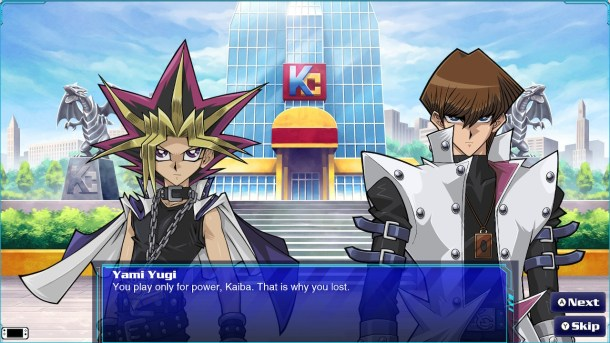 Yu Gi Oh! Legacy of the Duelist | Characters
