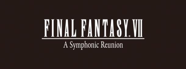 FINAL FANTASY VII: A Symphonic Reunion   Logo