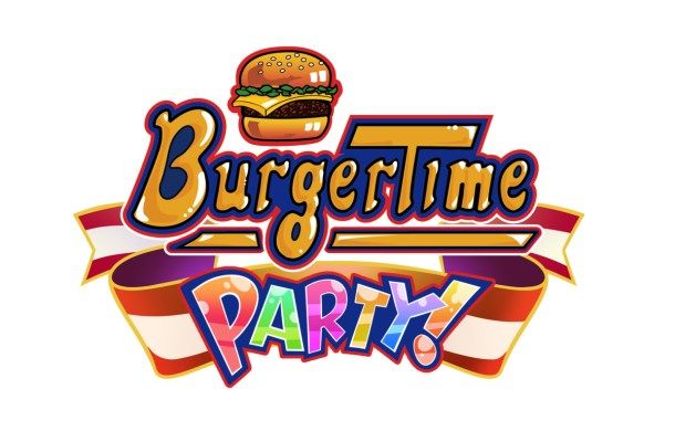 XSEED Games | BurgerTime Party! Logo