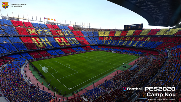 eFootball PES 2020 | Camp Nou
