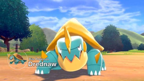 Pokémon Sword and Pokémon Shield | Drednaw