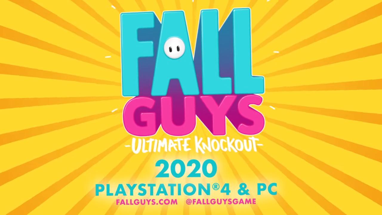 E3 2019: Fall Guys Brings Mayhem in 2020 - oprainfall