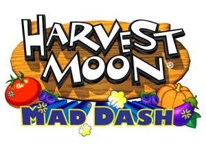 Harvest Moon: Mad Dash | Logo