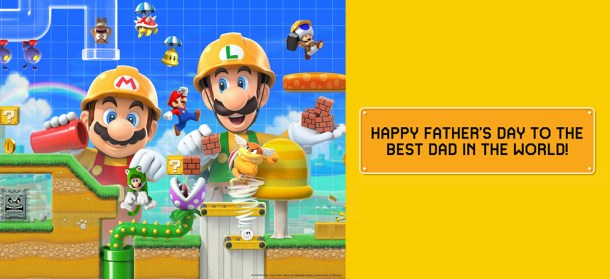 Nintendo Download | Father's Day