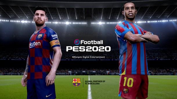 eFootball PES 2020 | Logo