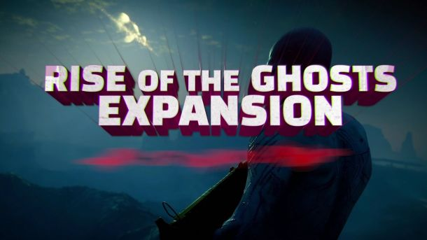 Rage 2   Rise of the Ghosts Expansion