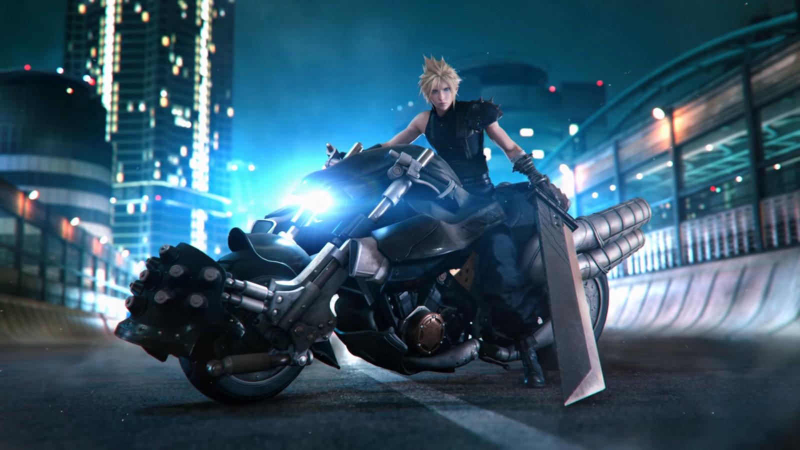 E3 2019: Final Fantasy VII Remake Combat System Details ...