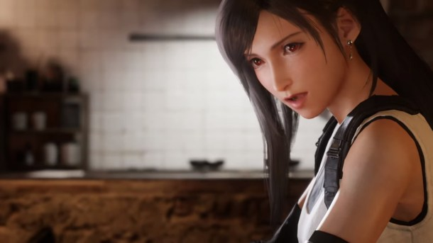 Final Fantasy VII Remake | Tifa
